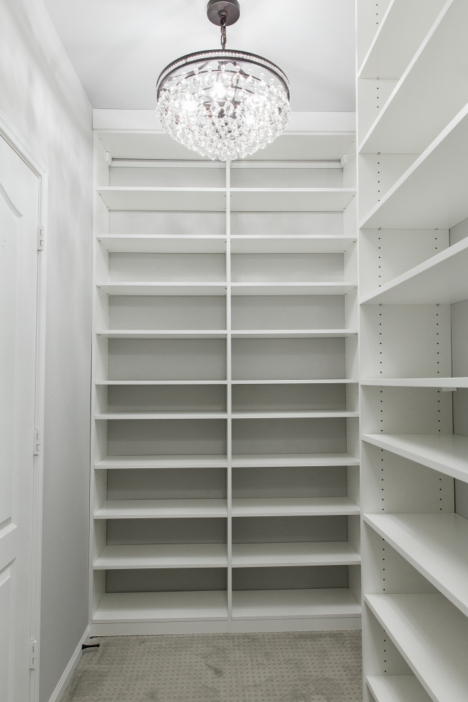 Closet Remodel Before & After with California Closets in Houston, featured by top US life and style blog, LuxMommy