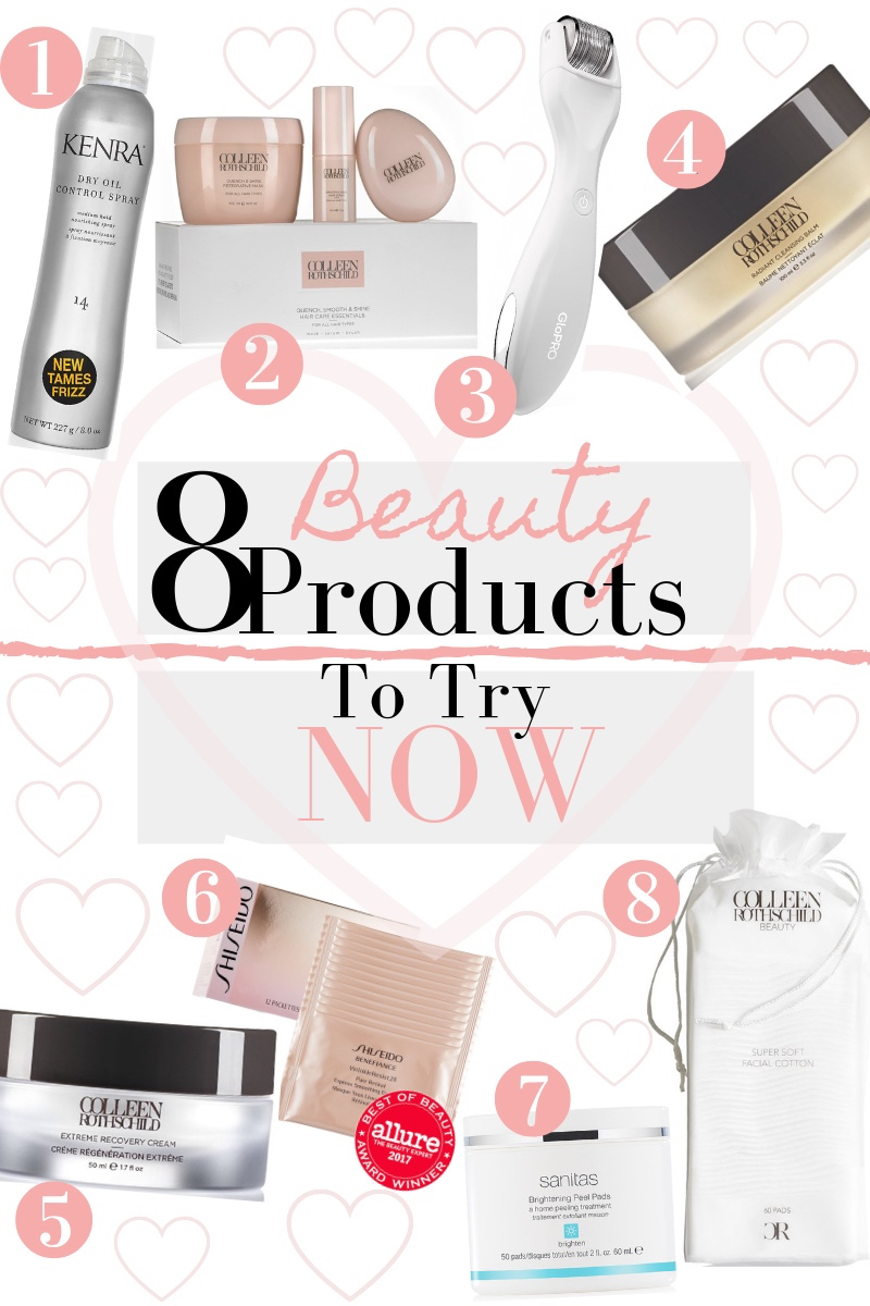 8 Spring Beauty Products to Try NOW by top US beauty blog, Lux Mommy