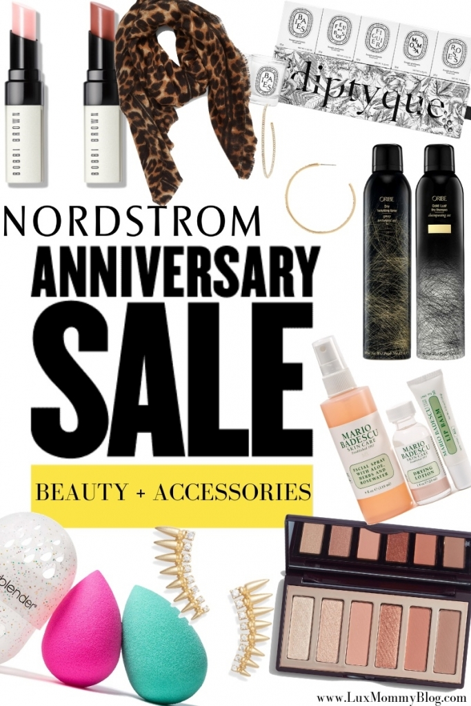 Nordstrom Anniversary Sale: Best Beauty and Accessories, featured by top US fashion blog, LuxMommy