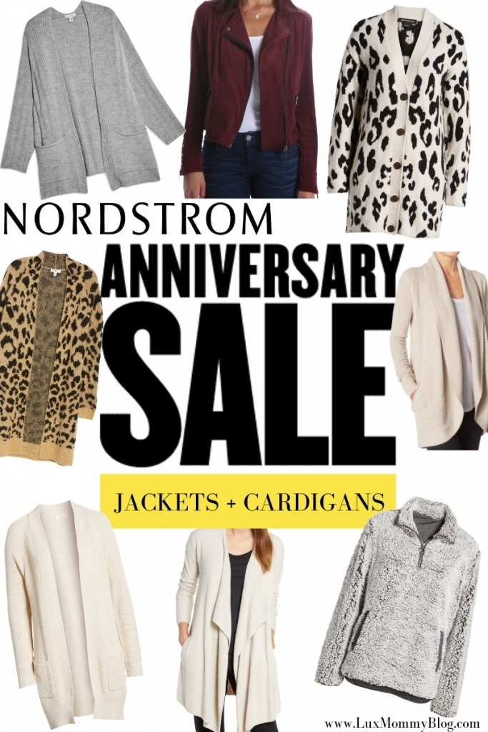 Nordstrom Anniversary Sale: Best Jackets & Cardigans, featured by top US fashion blog, LuxMommy