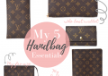 handbag essentials by Luxmommy Houston top fashion and lifestyle blogger