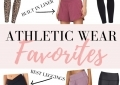 ATHLETIC WEAR must haves