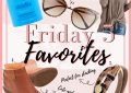 Friday 5 favorites
