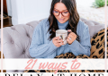 Houston Blogger LuxMommy shares 21 ways to relax at home