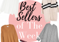 Houston fashion blogger shared her weekly best sellers