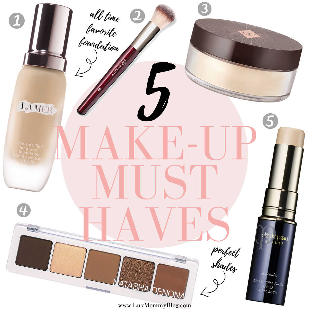 5 Makeup Must Haves Luxmommy