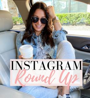Houston fashion blogger LuxMommy