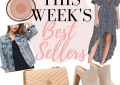 Houston fashion blogger LuxMommy shares weekly best sellers