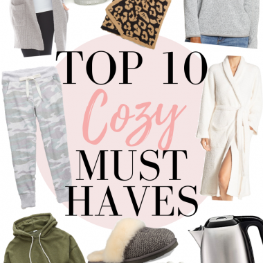 cozy must haves