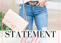 Houston fashion blogger LuxMommy shares her top fashion statement belts