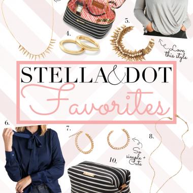 Stella & Dot favorites