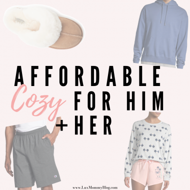 Affordable Cozy for him and her