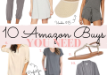 Houston Fashion and Lifestyle Blogger LuxMommy shares 10 Amazon Buys You Need