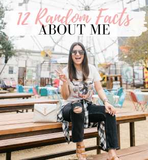 12 Random Facts About Me