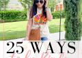Houston lifestyle blogger LuxMommy shares 25 ways to be kinder
