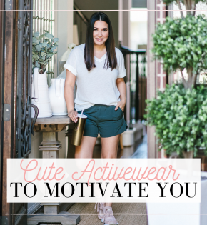 Cute ActiveWear To Motivate You 5