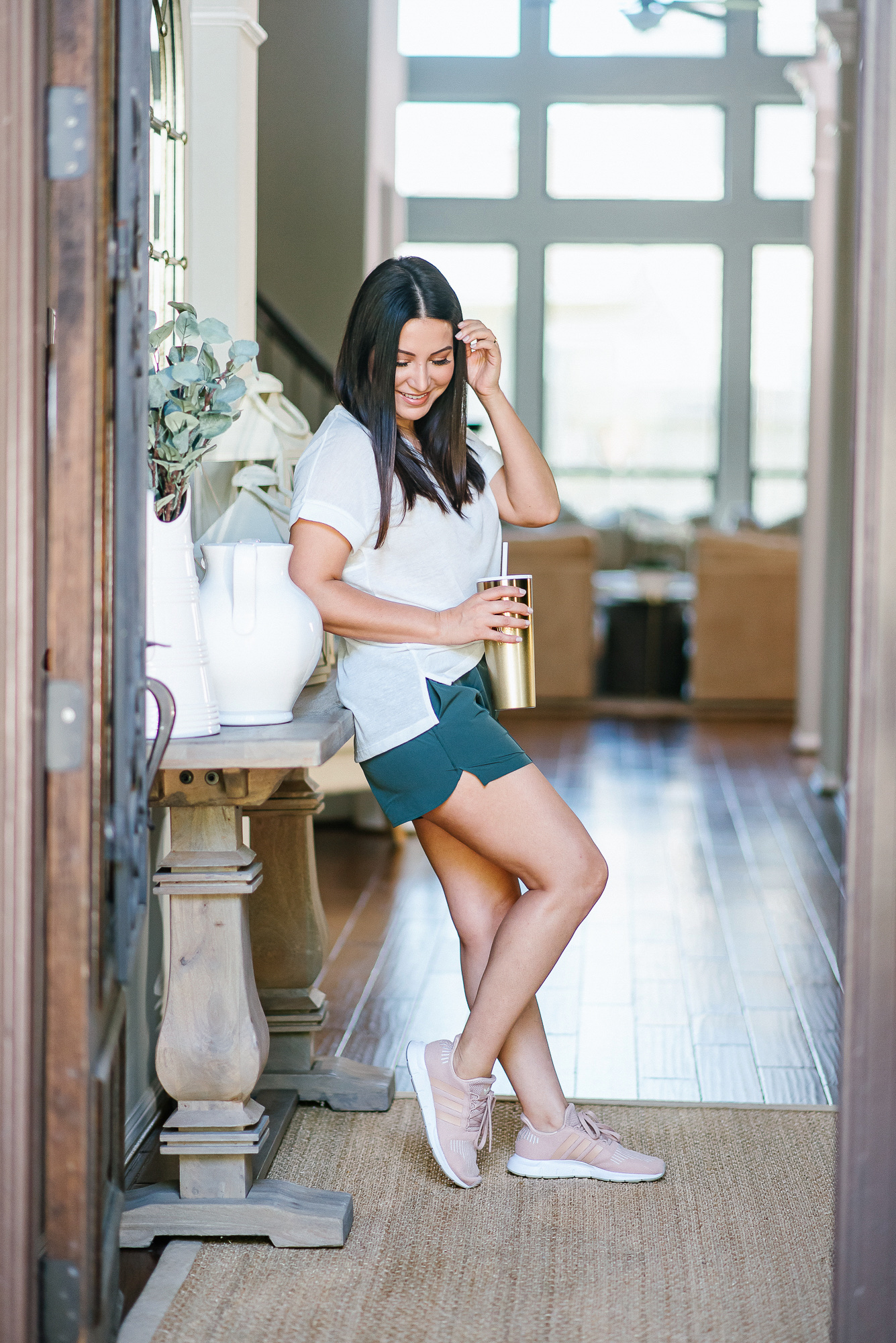 Houston Fashion Blogger LuxMommy Shares Cute Activewear To Motivate You