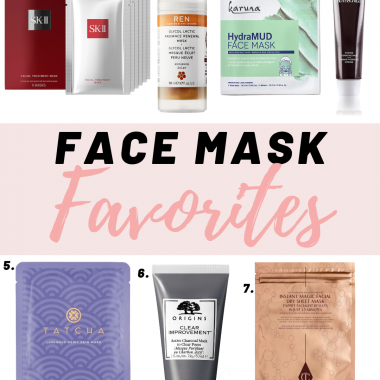 Houston Blogger LuxMommy Shares Her FaceMask Favorites