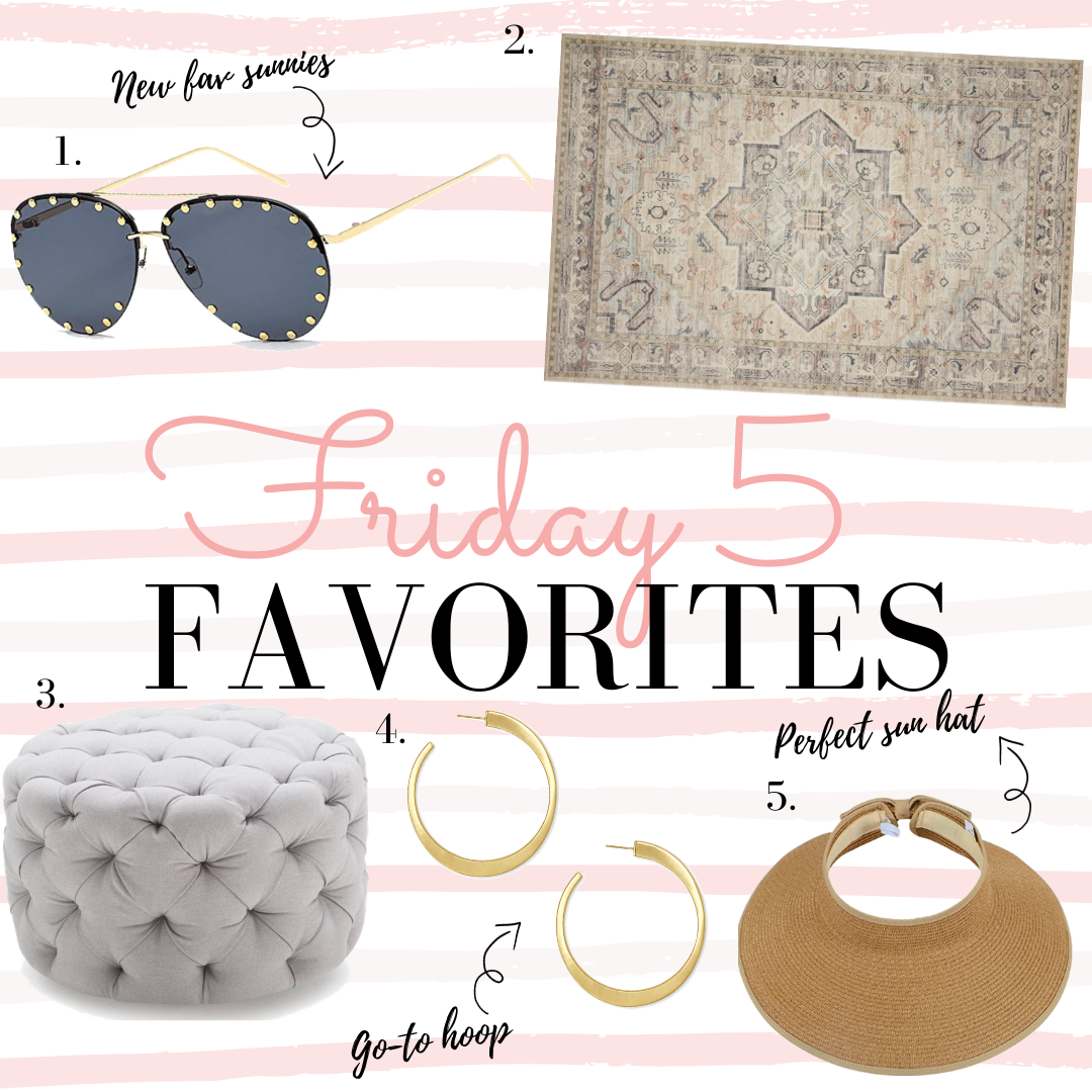 Houston Fashion and Lifestyle Blogger LuxMommy shares her friday 5 favorites