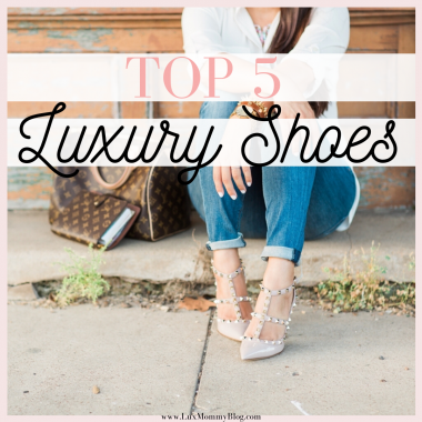 TOP 5 LUXURY SHOES