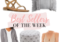 Houston Lifestyle and Fashion Blogger LuxMommy shares her weekly recap and best sellers