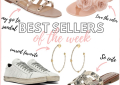 Houston fashion blogger LuxMommy shares her best sellers of the week