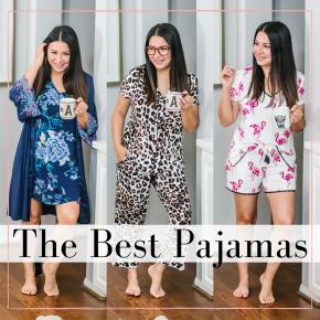 Soma cool nights pajamas.
