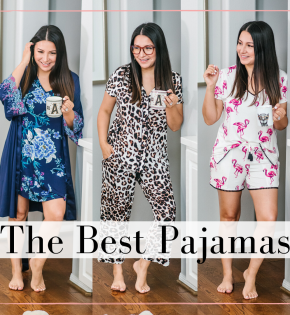 Soma cool nights pajamas.