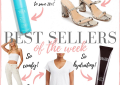 Houston blogger LuxMommy shares her weekly best sellers.