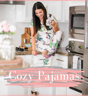Cozy Pajamas from Soma