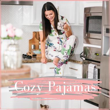 Cozy Pajamas from Soma