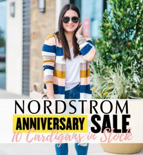 10 NSale Cardigans Still in Stock