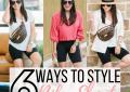 6 ways to style bike shorts