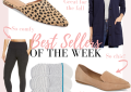 Fashion and lifestyle blogger, LuxMommy, shares the best sellers of the week.