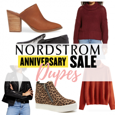 nordstrom anniversary sale dupes