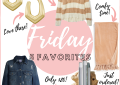 Houston blogger LuxMommy shares her weekly Friday 5 Favorites