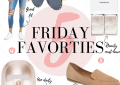 Houston fashion and lifestyle blogger, LuxMommy shares her top favorite picks of the week.