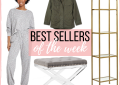 Houston top fashion and lifestyle blogger shares her weekly best sellers and a blog recap