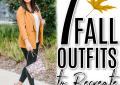 7 fall outfits to recreate