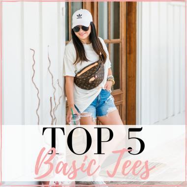 The best basic tees