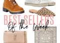 Houston top fashion blogger LuxMommy shares the best sellers of the week