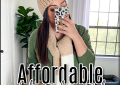 affordable winter fashion finds