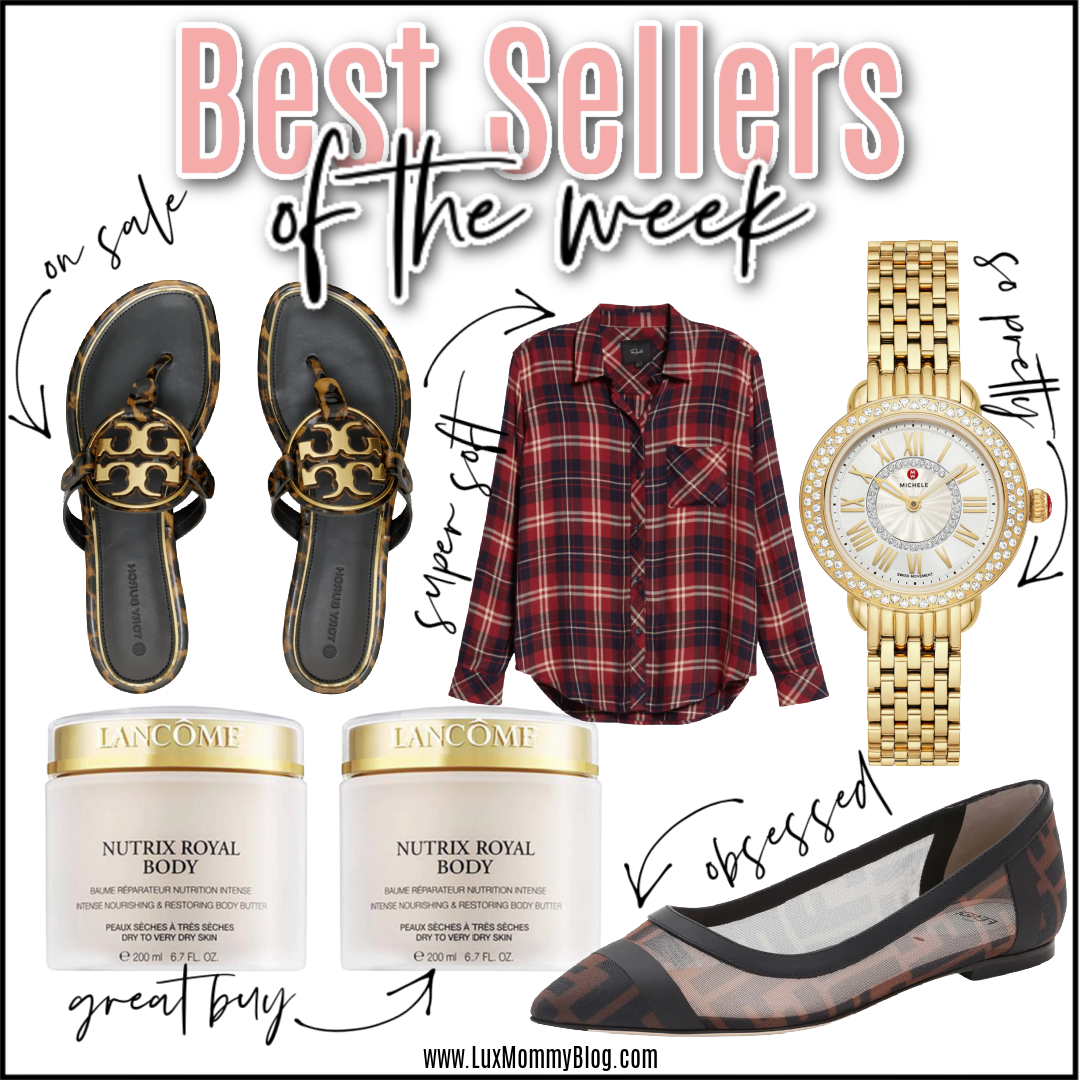 Houston top fashion blogger shares the Best sellers of the week