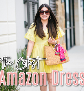 the cutest Amazon dress