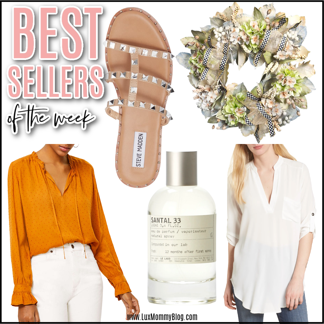 Houston fashion blogger shares the Best sellers of the week