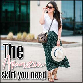 the amazon skirt you need