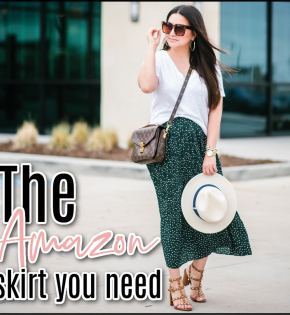 the amazon skirt you need