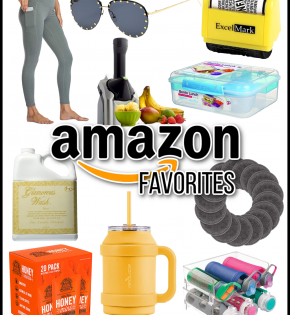 Houston fashion blogger LuxMommy shares her top 10 Amazon favorites