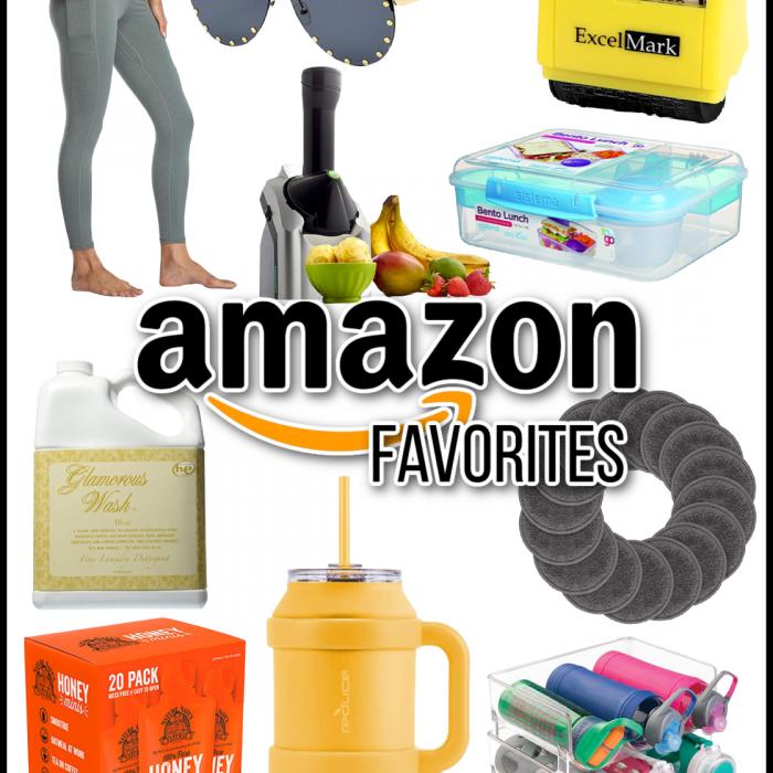Houston fashion blogger LuxMommy shares her top 10 Amazon favorites