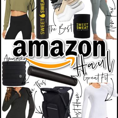Houston top fashion and lifestyle blogger sharing Amazon Haul